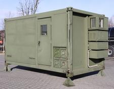 ARMPOL / Military container body / UNUSED