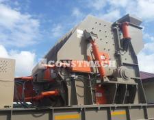 Constmach CSI-1210 SECONDARY IMPACT CRUSHER   100 tph CAPACITY
