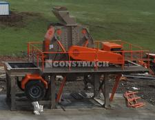 Constmach Delivered from Stock Tertiary Impact Crusher (Sand Making Machin