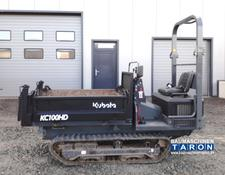 Kubota KC100HD (wie KC110 C12 DT15)
