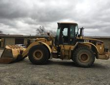 Caterpillar 962 G Series II weight system
