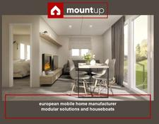 Mount Up Mobil-Home / Housing container  PANORAMIC – RANGE I 45m2
