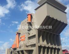 Constmach SECONDARY IMPACT CRUSHER   150-200 tph CAPACITY   DELIVERY FROM